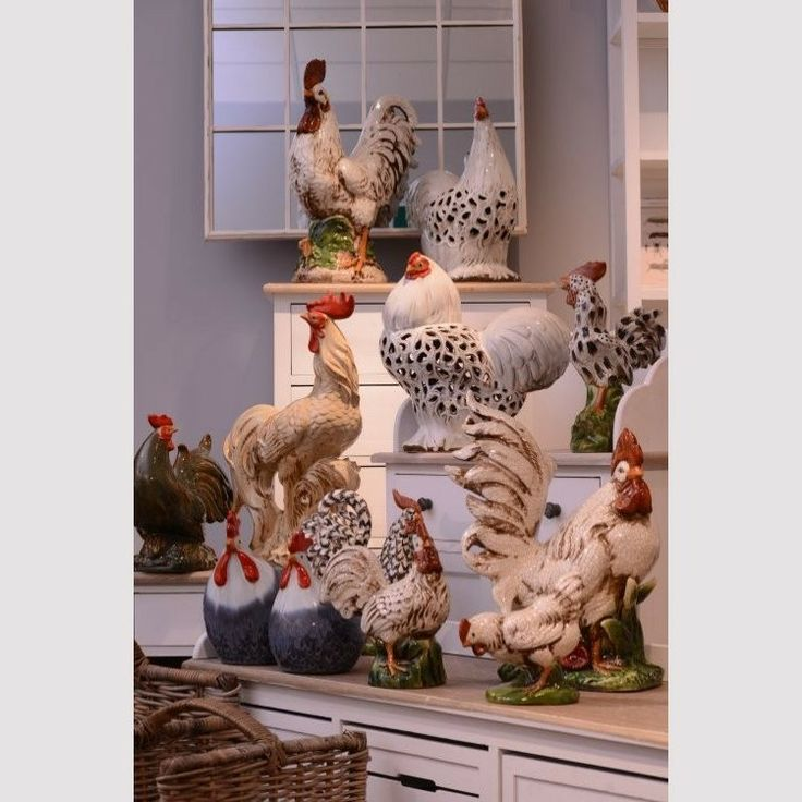 82 Best Images About Rooster And Hens Decor On Pinterest