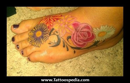 June birth flower tattoo | Tattoo%20Birth%20Flowers%20For%20Each%20Month%201 Tattoo Birth Flowers ...