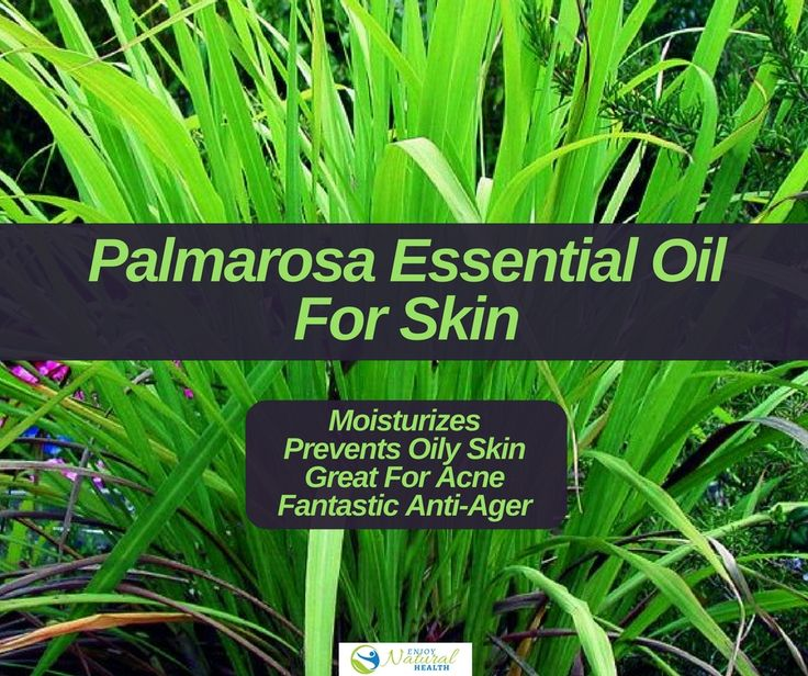 Palmarosa essential oil is a perfect addition to your skincare routine but also has a floral but citrus scent that uplifts and eliminates negative feelings.
