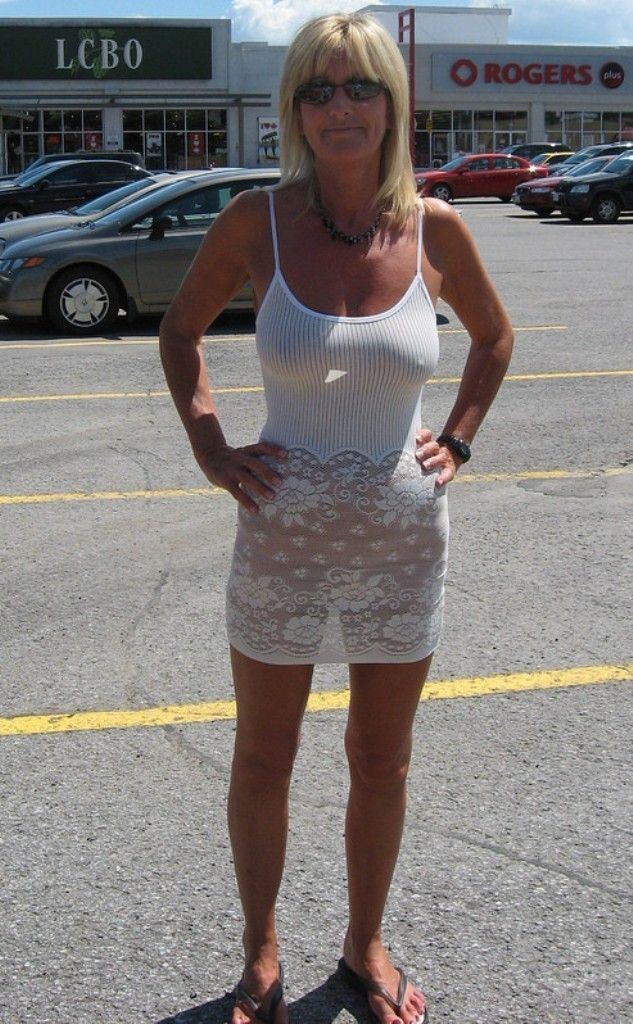Amateur mature sexy woman