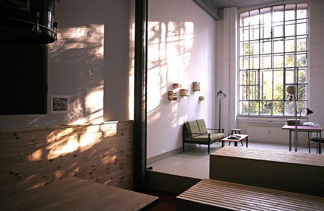 #2 Die Meisterzimmer in der Leipziger Baumwollspinnerei