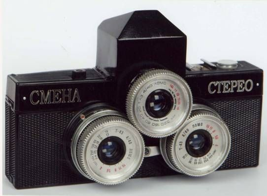 1000 Cameras from USSR