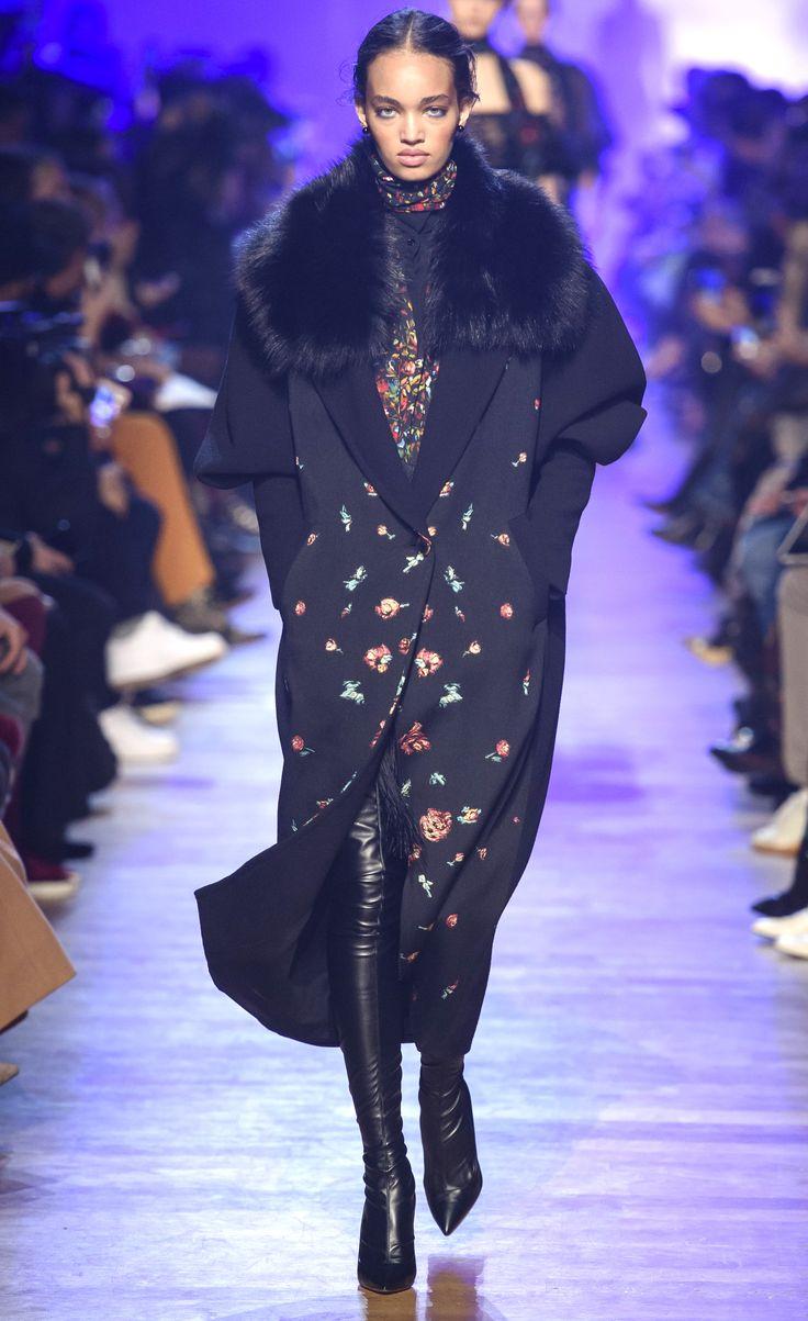 ***Collection ELIE SAAB - Winter 2019 - PARIS***