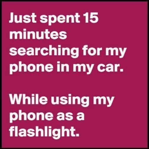 I do this often