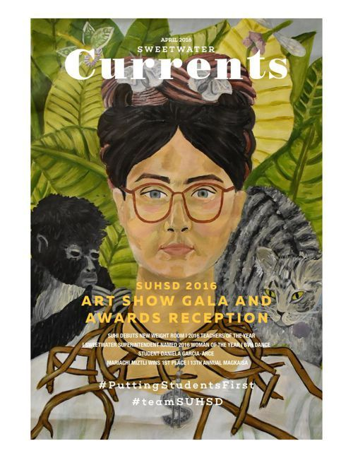 FlipSnack | Currents April 2016 by Grants and Communications