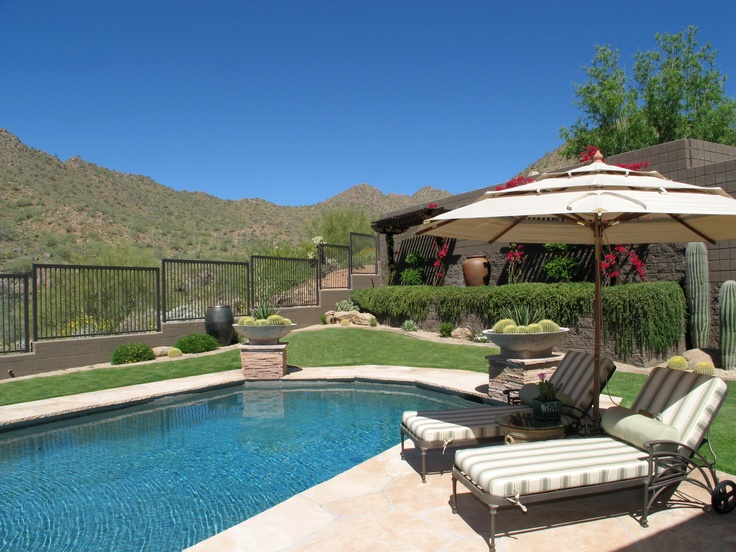 37 Best Images About Great Outdoors On Pinterest Outdoor Living Metal Fire Pit And Pool Spa