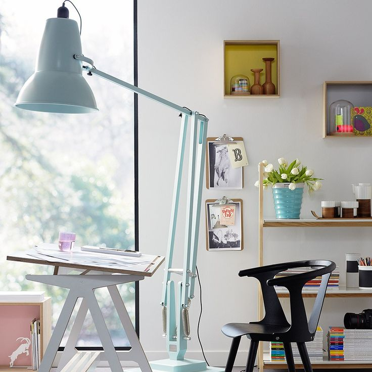 The 51 best anglepoise giant images on pinterest anglepoise anglepoise giant in duck egg blue aloadofball Gallery