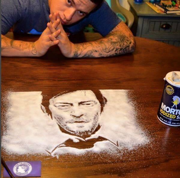 salt art