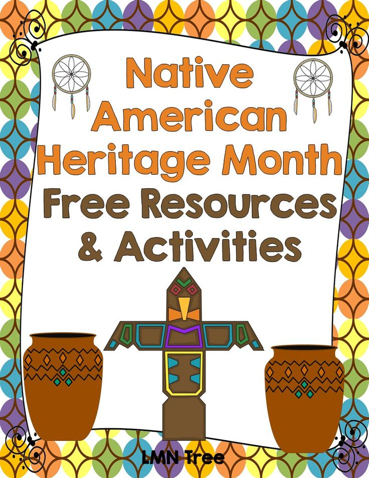 LMN Tree: Celebrating Native American Heritage Month with Free Resources and Free Activities