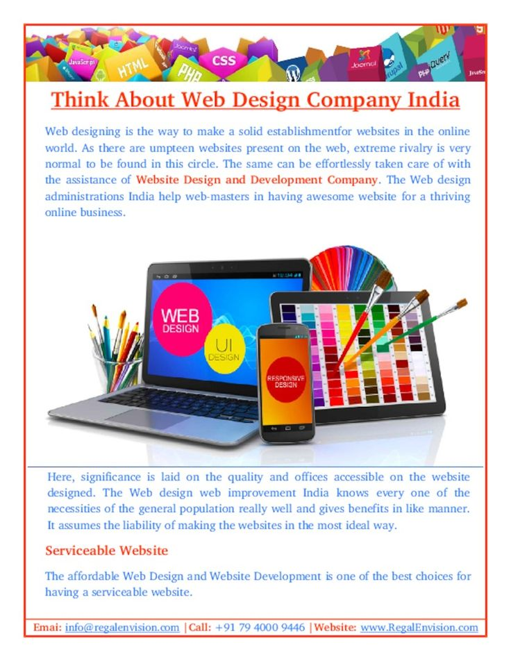 The affordable Website Design and Development Company is one of the best choices for having a serviceable website. The elements made accessible in the websites designed by this source are essentially stunning.