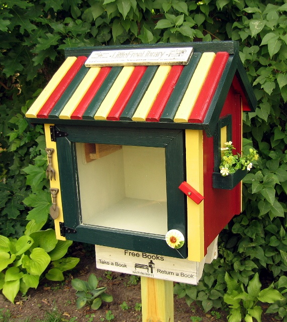 37 best Little Free Library images on Pinterest DIY, Beautiful - free bol
