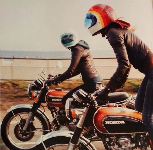 #riding #motorcycles #motos | caferacerpasion.com  I miss my old honda