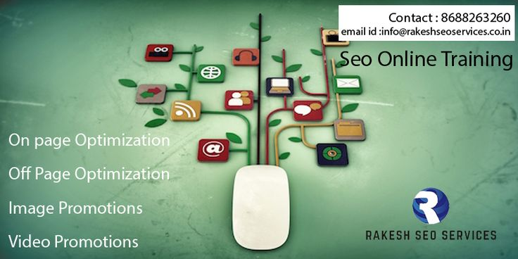 Rakesh Seo Services  is one of the leading IT Institutions for  Digital Marketing (SEO And SMO) Online Training which is located in Hyderabad  with the objective of providing a Training services for various requirements in IT industry. Rakesh seo services Trainings  is started by a group of highly talented faculty in their respective courses  with online support for students and Employees in world wide.