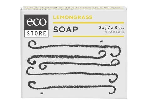 Have you tried our Lemongrass Soap? A creamy plant-based soap with the invigorating smell of lemongrass!