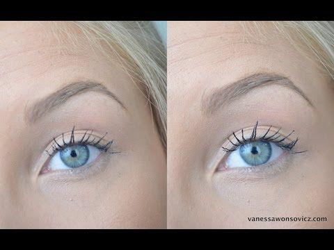 Preenchimento de sobrancelhas para loiras