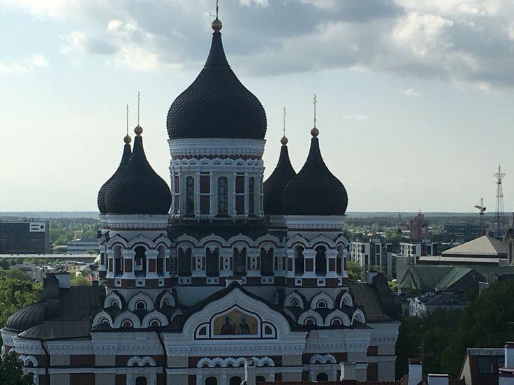 Nevsky cathedral Tallinn, Estonia