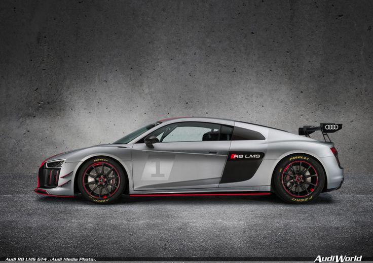 New Audi R8 LMS GT4: Audi Sport customer racing headed for growth - AudiWorld