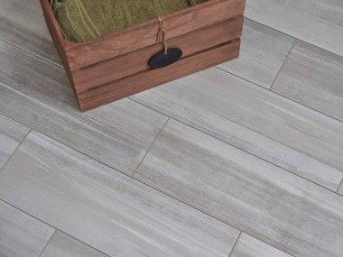 Loft Grey Floor 525 X 173 mm Matt Finish Ceramic Floor Tile