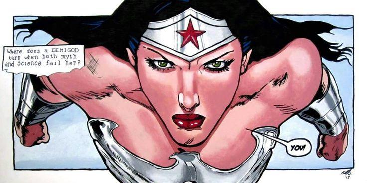 """My Wonder Woman"" IconArtCanberra - acrylic painting - Wonder Woman - fan art"