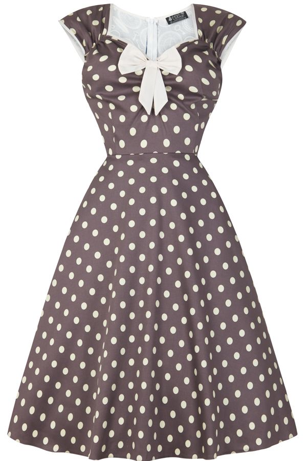 With it's sweetheart neckline and flared skirt the Isabella is one of Lady V's most...