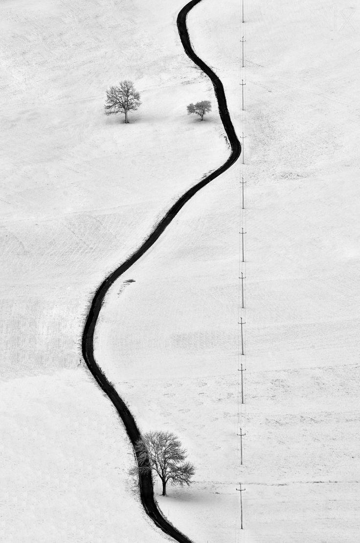 Defined tracks by Anton Tratnik