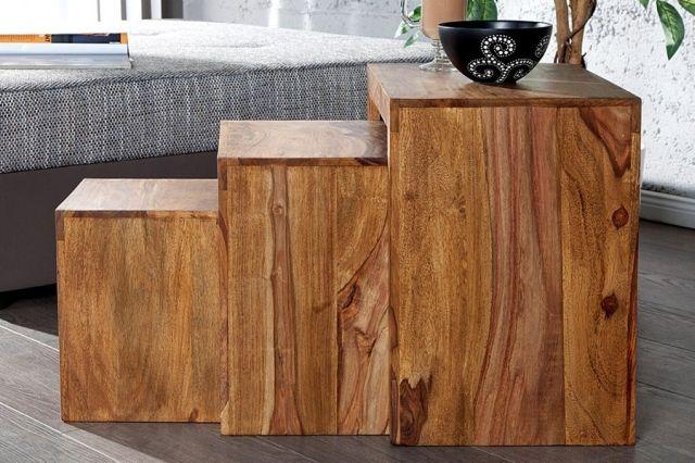 Ciekawe meble: stolik Naturals, Interior