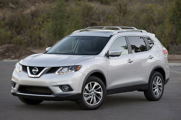 We review the 2014 Nissan Rogue. http://aol.it/1iUV6zm  @Nissan #rogue #review