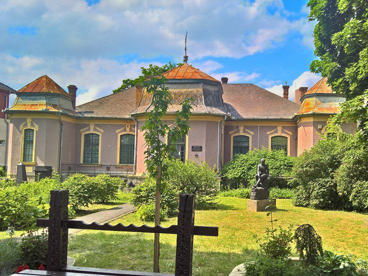 Beregi Múzeum védett eredeti épülete (Vásárosnamény) http://www.turabazis.hu/latnivalok_ismerteto_4900 #latnivalo #vasarosnameny #turabazis #hungary #magyarorszag #travel #tura #turista #kirandulas