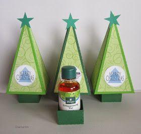 Diamantin´s Hobbywelt: Kneipp-Weihnachtsbaum