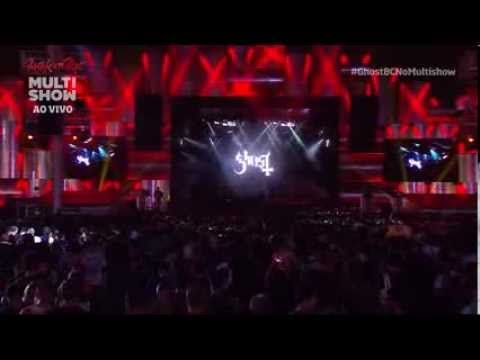 Ghost - Live in Rock in Rio 2013 Full