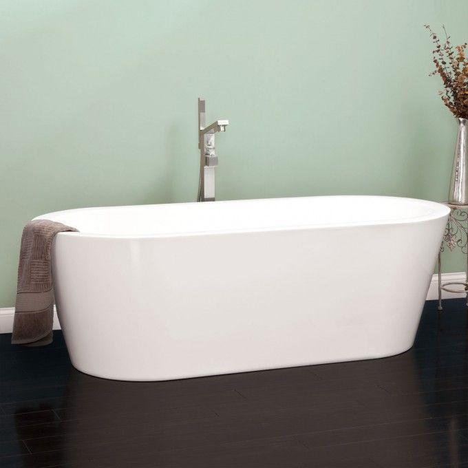 25 Best Acrylic Tub Ideas On Pinterest Tub Cleaner