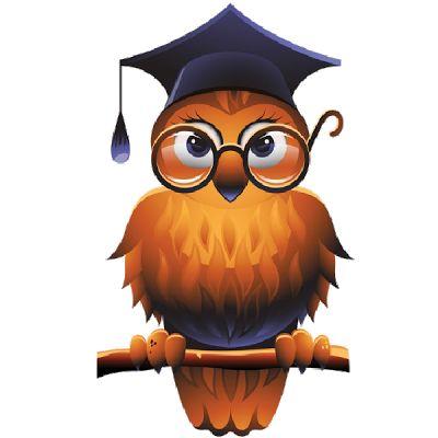 Personagem de banda Desenhada Professor da coruja - Desenhos animados Escola Images