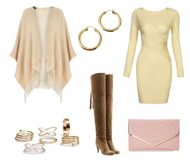 Untitled #116 by maria-belen on Polyvore featuring polyvore, fashion, style, Dorothy Perkins, Chloé, Sasha and clothing