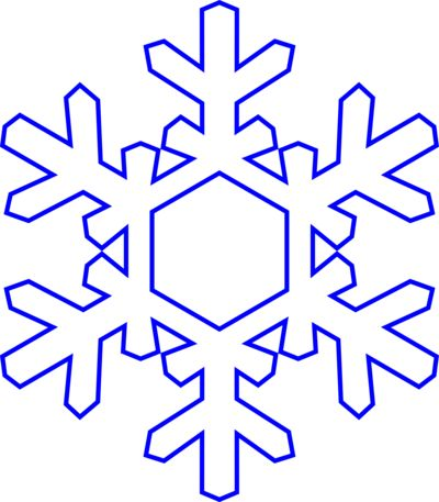 Free Stock Photos | Illustration Of A Snowflake | # 16218 ... - ClipArt Best - ClipArt Best