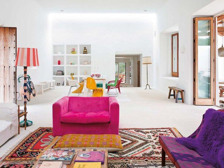 Slow life salones casas casa estilo y decoraci n hogar - Hogar decoracion sevilla ...