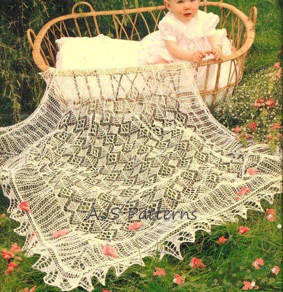 PDF Knitting Pattern for Beautiful Shetland by TheKnittingSheep, £2.50 on etsy