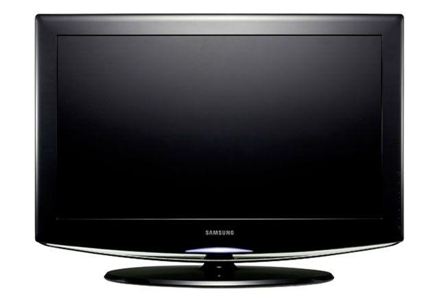 Przykład zastosowania tranzystora w telewizorze jako wzmacniacz sygnału (mniej prądu jest zużywane, a sygnał jest mocniejszy)