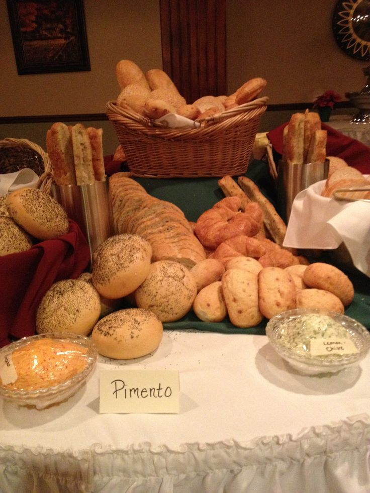 #breads #catering #homemade #LogCabinCatering