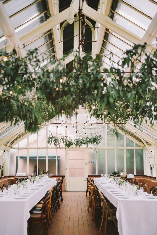 Jemima + Mitchell // Palm House Botanic Gardens – Sydney NSW // Lara Hotz Photography