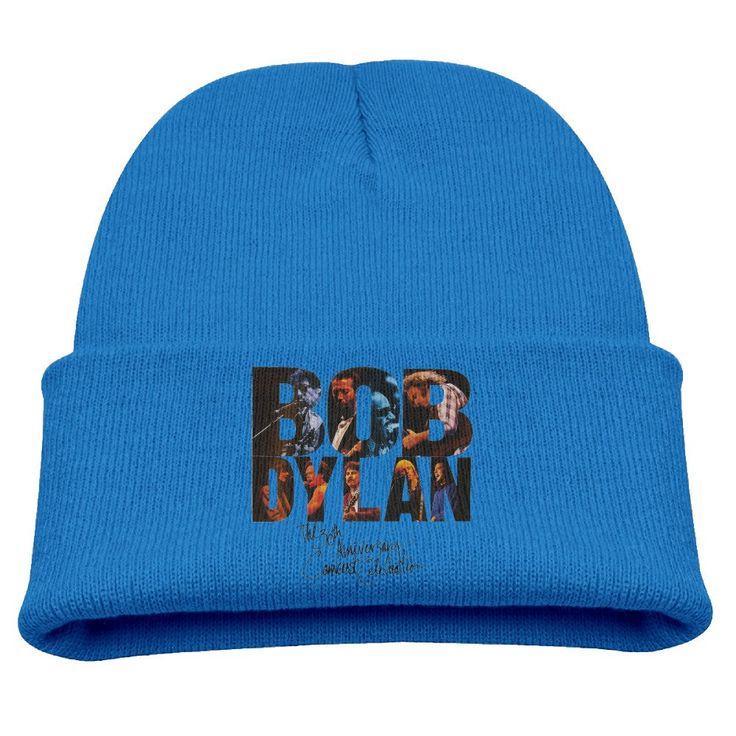 Bob Dylan Band Robert Allen Zimmerman BobDylan Kids Skullies And Beanies RoyalBlue. Surface Material: 85% Cotton. Knit Beanies. Stylish Outdoor Activities. 7.8 Inch Depth. Hand Wash.