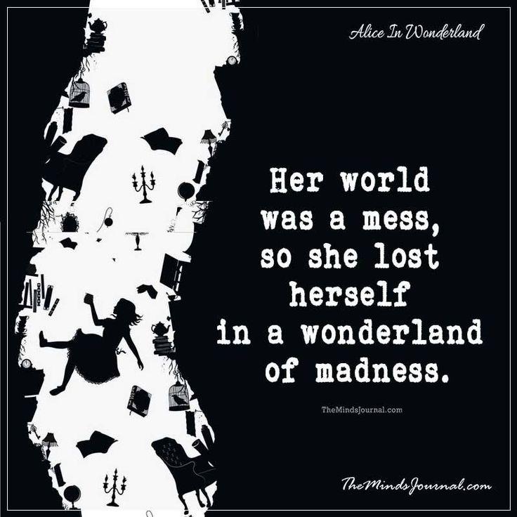 Love Alice In Wonderland Quotes Jerusalem House