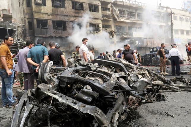 ISIS Killed 25 People Around Baghdad This Morning
