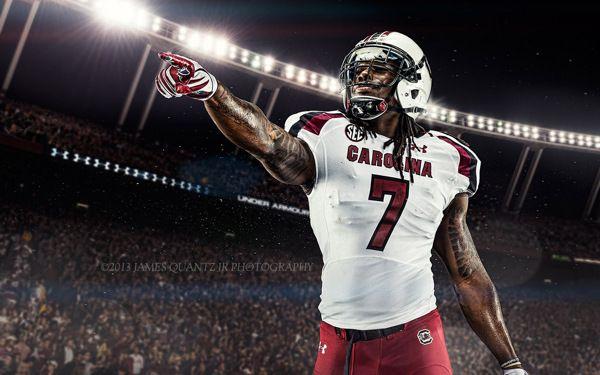2013 University of South Carolina Football Campaign on Behance
