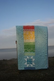 Pieced Quilt Backs - Tips for quilt backs and links to lots of examples for inspiration.