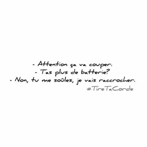 #TireTaCorde