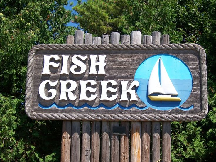 Welcome to fish creek door county wisconsin for Fish creek door county