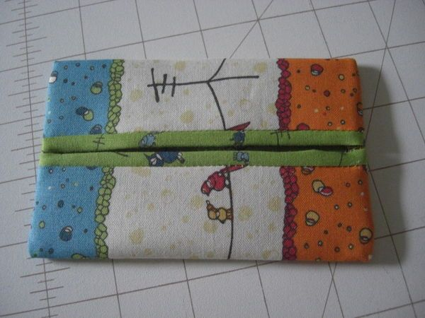 how to make a tissue bag