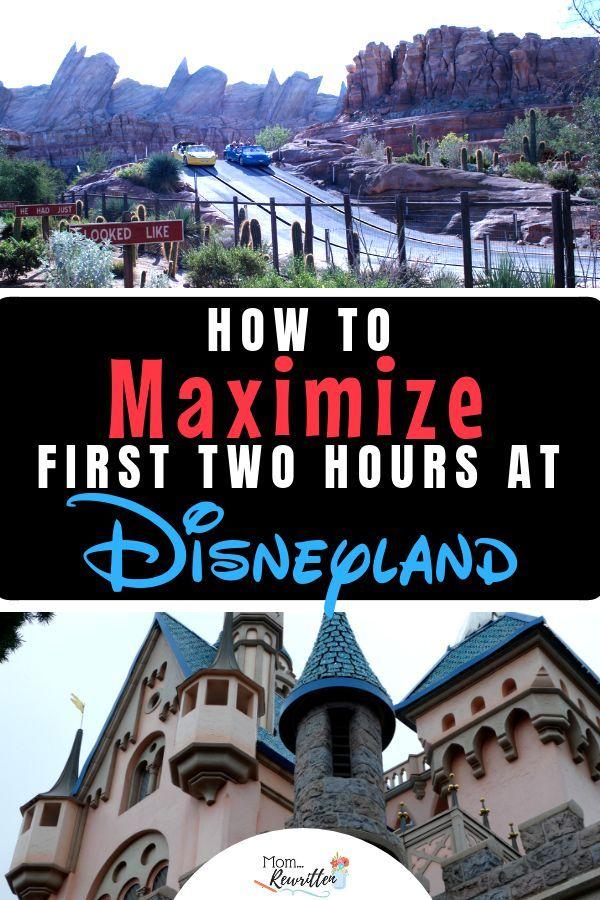 Maximieren Sie Ihren magischen Urlaub in Kalifornien mit diesen erfahrenen Disney-Tipps! Mach das …