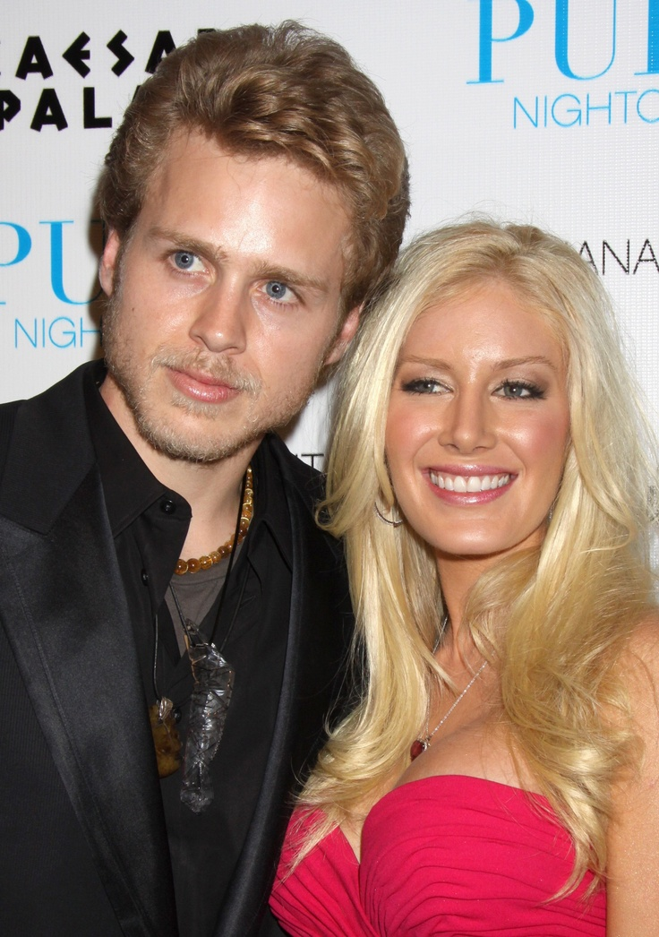 Spencer Pratt and Heidi Montag: Cast on Celebrity Big Brother!