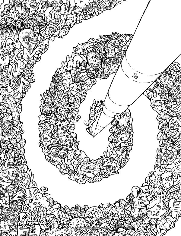 Fantastic Cities Coloring Book Download : 1081 best coloring pages images on pinterest